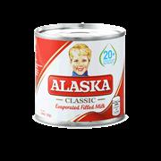 Alaska Evaporada Full Milk 154ml