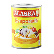 Alaska Evaporada Milk 370ml