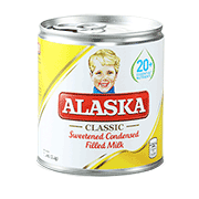 Alaska Sweetened Condensed Milk 330ml