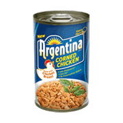 Argentina Corned Chicken Reg 150g