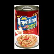 Argentina Corned Chicken Spicy 150g