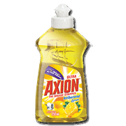 Axion Liquid Lemon Diswashing Soap 250ml
