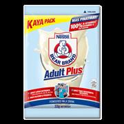 Bear Brand Adult Plus 33g