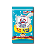 Bear Brand Fortified Milk 150g