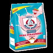 Bear Brand Strawberry Milk 300g