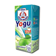 Bear Brand Yogu Green Apple 180ml