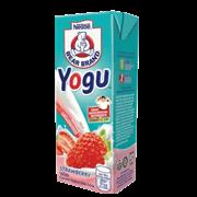 Bear Brand Yogu Real Fruit Juice Strawberry 100ml