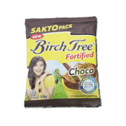 birch tree fortified choco 29g