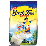 Birch Tree Fortified Milk 300g
