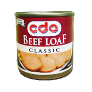 Cdo Beef Loaf Classic 100g