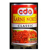 CDO Karne Norte Classic 150g