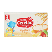 Cerelac Infant Cereals Mixed Fruit And Soya 120g