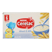Cerelac Infant Wheat And Milk 120g