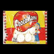 Chocomani Peanut Choco Coins 20pcs