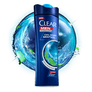 Clear Men Shampoo Cool And Sport 70ml
