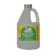 Datu Puti White Vinegar Half Gallon