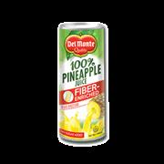 Del Monte 100 Pineapple Juice Fiber Enriched