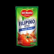 Del Monte Tomato Sauce Filipino Style 200g