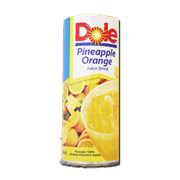 Dole Pineapple Orange Juice 240ml