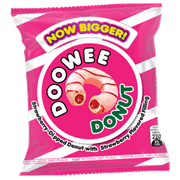 Doowee Donut Strawberry Flavored 10s