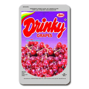 Drinky Grapes 200ml