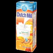 Dutch Mill Yoghurt Drink Orange Juice 180ml