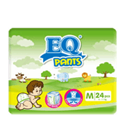 Eq Pants Big Medium 24s