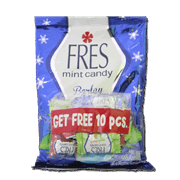 fres mint candy barley 50s