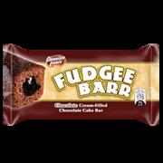 Fudgee Bar Chocolate Cream Filled Cake Bar 10s
