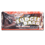 Fudgee Bar Dark Choco Cream Filled Cake Bar 10s
