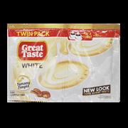 Great Taste White 3n1 Twin Pack 50g
