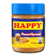 Happy Peanut Spread 450g