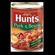 Hunts Pork And Beans 390g