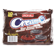 Jack N Jill Cream O Choco Cream Filled 10s