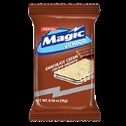 Jack N Jill Magic Junior Chocolate Cream 10s
