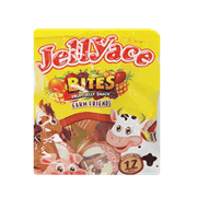 Jellyace Bites Fruit Jelly 12pcs