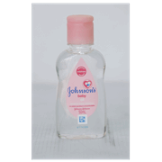 Johnsons Baby Oil 50ml Pink