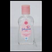 Johnsons Baby Oil 50ml Pink