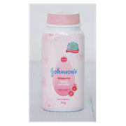 Johnsons Baby Powder Blossom Pink 50g