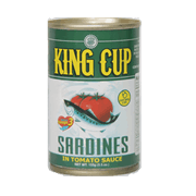 King Cup Sardines 155g