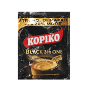 Kopiko Black 3in One 20g