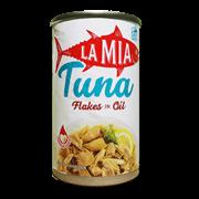 La Mia Tuna Flakes In Oil 155g