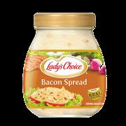 Ladies Choice Bacon Spread 220ml