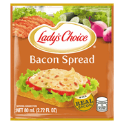 Ladies Choice Bacon Spread 80ml