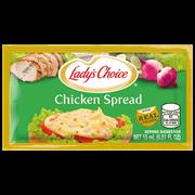 Ladies Choice Chicken Spread 15ml