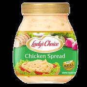 Ladies Choice Chicken Spread 220ml