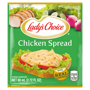 Ladies Choice Chicken Spread 80ml
