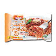 Lucky Me Curly Spaghetti 90g
