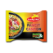 Lucky Me Pancit Canton Sweet Spicy 60g