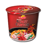 Lucky Me Pansit Canton Hot Chili Cup 70g